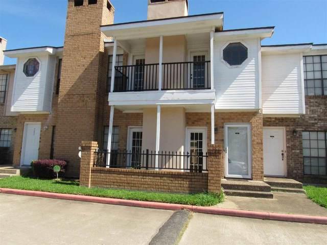 1620 Wellington Place #503, Beaumont, TX 77706 (MLS #219788) :: TEAM Dayna Simmons