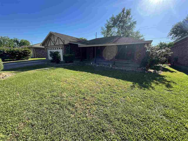 2130 Monica, Beaumont, TX 77707 (MLS #219804) :: Triangle Real Estate