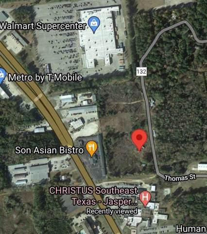 21 Thomas St, Jasper, TX 75951 (MLS #219825) :: Triangle Real Estate