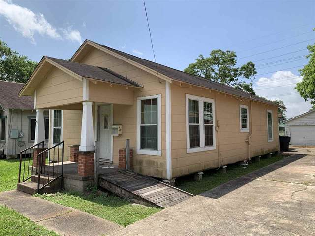 212 15th St, Nederland, TX 77627 (MLS #219850) :: Triangle Real Estate
