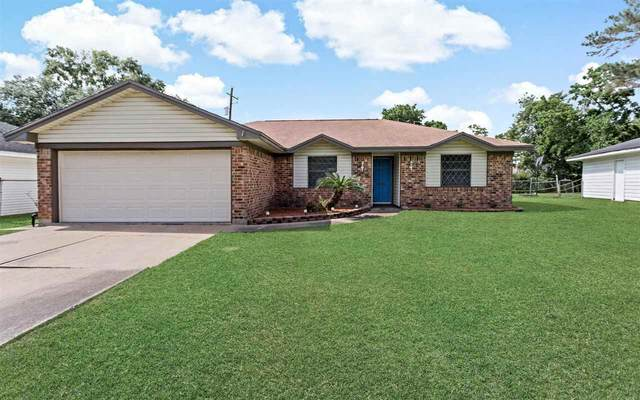 5330 Dawn Dr, Beaumont, TX 77706 (MLS #219883) :: Triangle Real Estate