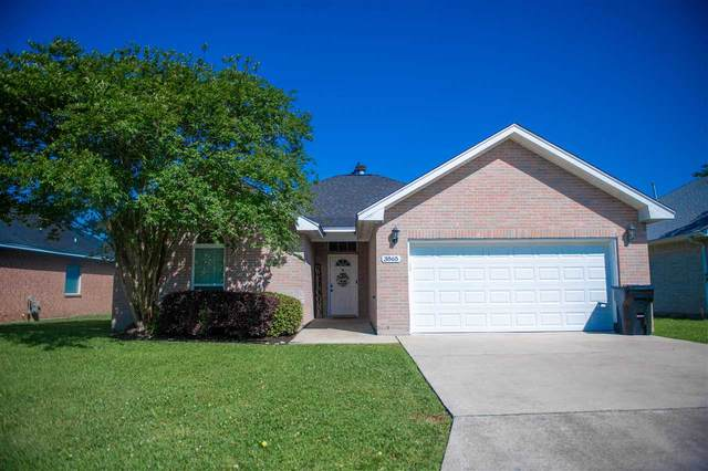 3865 Lake Arthur Dr., Port Arthur, TX 77642 (MLS #220003) :: TEAM Dayna Simmons