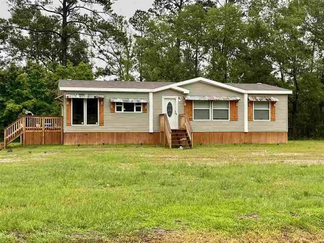 360 Lost Lake Ln, Vidor, TX 77662 (MLS #220025) :: Triangle Real Estate