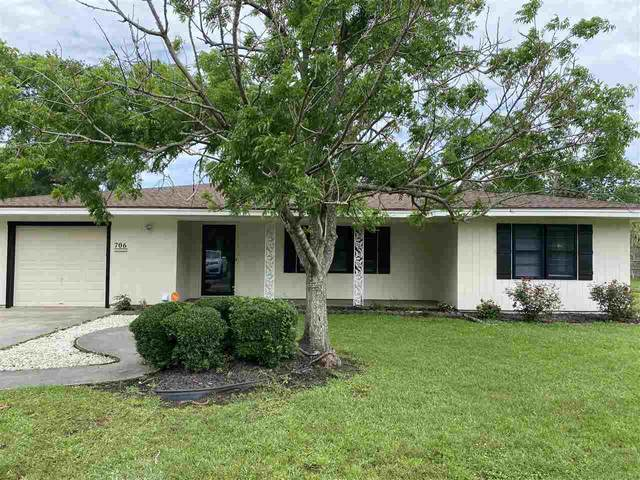 706 N 26th, Nederland, TX 77627 (MLS #220147) :: Triangle Real Estate