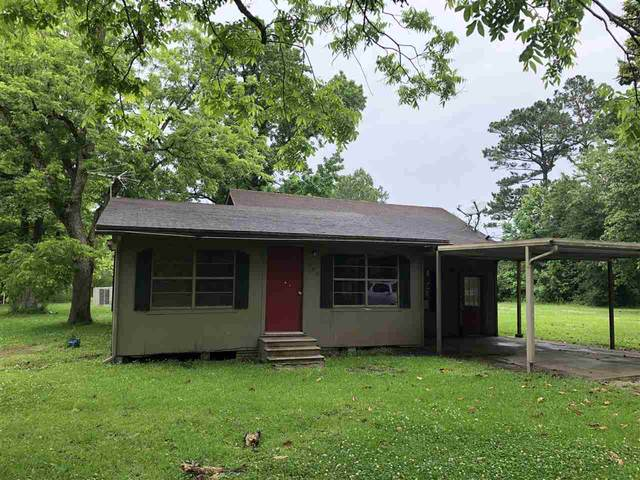 590 Parks St, Silsbee, TX 77656 (MLS #220149) :: Triangle Real Estate