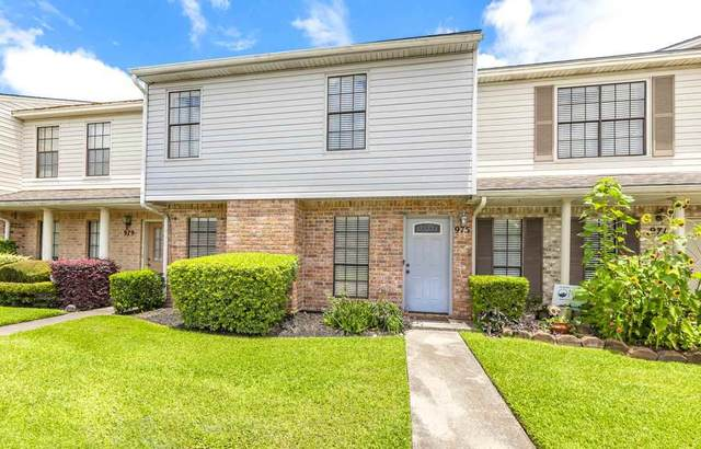 975 Sunmeadow Dr, Beaumont, TX 77706 (MLS #220199) :: Triangle Real Estate