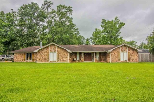 610 Concord St, Vidor, TX 77662 (MLS #220213) :: Triangle Real Estate