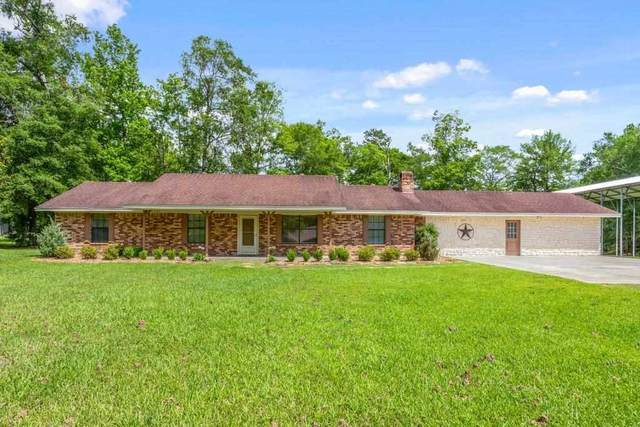 5691 Reeves Dr, Silsbee, TX 77656 (MLS #220272) :: Triangle Real Estate