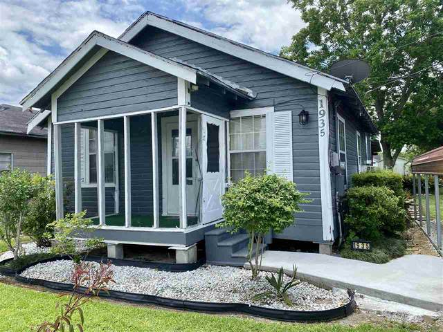1935 Ollie St., Beaumont, TX 77705 (MLS #220273) :: Triangle Real Estate
