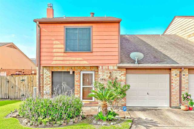 1164 Sunmeadow, Beaumont, TX 77706 (MLS #220283) :: Triangle Real Estate