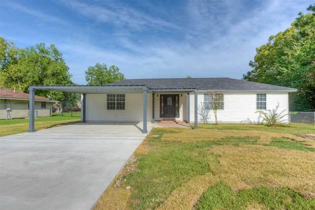 8235 S Killarney, Beaumont, TX 77705 (MLS #220330) :: Triangle Real Estate
