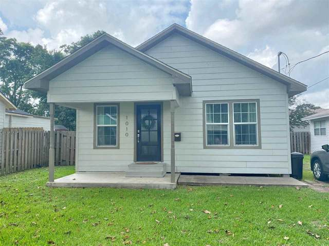 1010 Montgomery St, Port Neches, TX 77651 (MLS #220401) :: TEAM Dayna Simmons