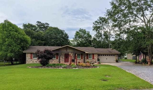 114 Rolling Hills Dr, Lumberton, TX 77657 (MLS #220419) :: Triangle Real Estate