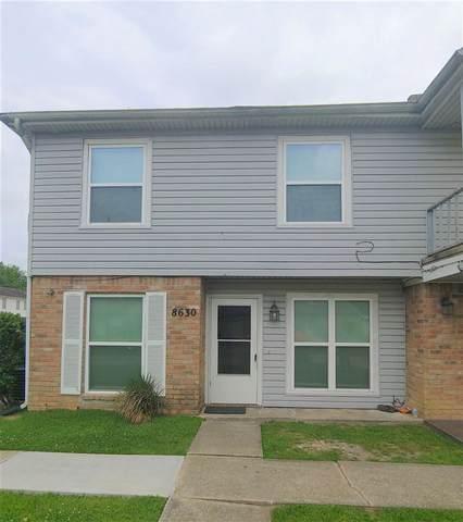 8630 Glen Meadow Ln #1, Beaumont, TX 77706 (MLS #220496) :: Triangle Real Estate