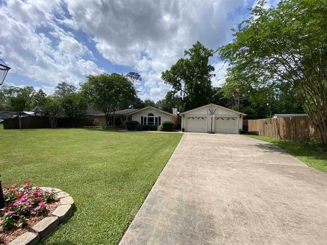 1 Bluebonnet Circle, Silsbee, TX 77656 (MLS #220499) :: TEAM Dayna Simmons