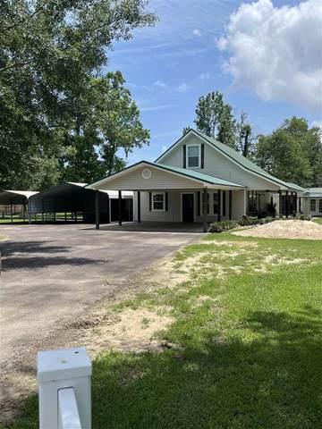 8501 Creek Rd, Orange, TX 77630 (MLS #220535) :: Triangle Real Estate