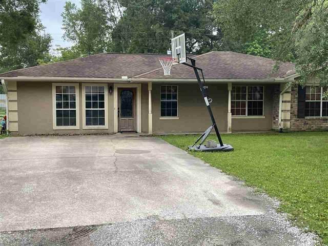 165 Briarcliff, Vidor, TX 77662 (MLS #220572) :: Triangle Real Estate