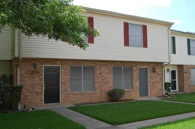 8730 Glen Meadow Lane, Beaumont, TX 77706 (MLS #220578) :: Triangle Real Estate