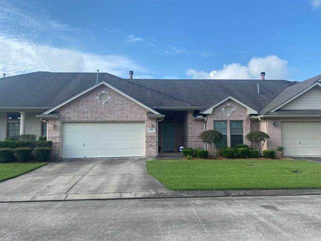 429 Harbor Oaks Dr, Beaumont, TX 77706 (MLS #220586) :: Triangle Real Estate