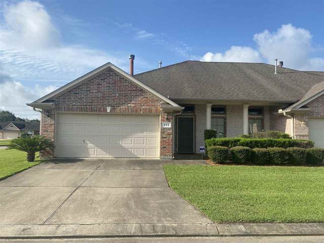 423 Harbor Oaks Dr, Beaumont, TX 77706 (MLS #220616) :: Triangle Real Estate