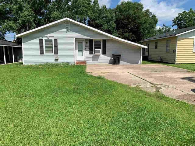 1912 Avenue G, Nederland, TX 77627 (MLS #220618) :: Triangle Real Estate