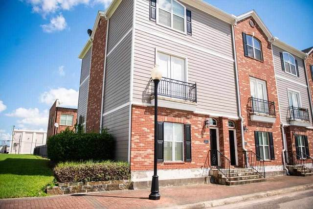 610 Cathedral Sq, Beaumont, TX 77701 (MLS #220743) :: Triangle Real Estate
