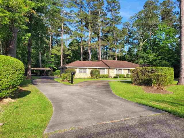 345 Briarwood, Silsbee, TX 77656 (MLS #220751) :: Triangle Real Estate