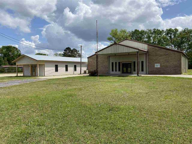 281 County Road 619, Kirbyville, TX 75956 (MLS #220760) :: TEAM Dayna Simmons
