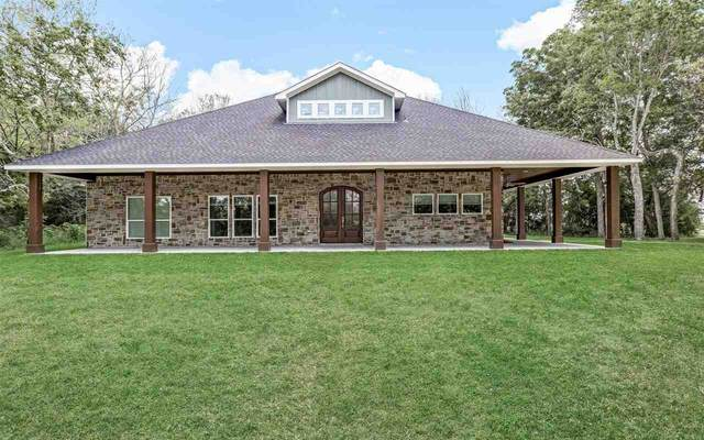 1480 Big Hill Road, Stowell, TX 77661 (MLS #220788) :: Triangle Real Estate