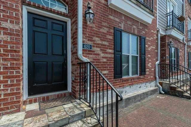 620 Cathedral Square, Beaumont, TX 77701 (MLS #220822) :: Triangle Real Estate