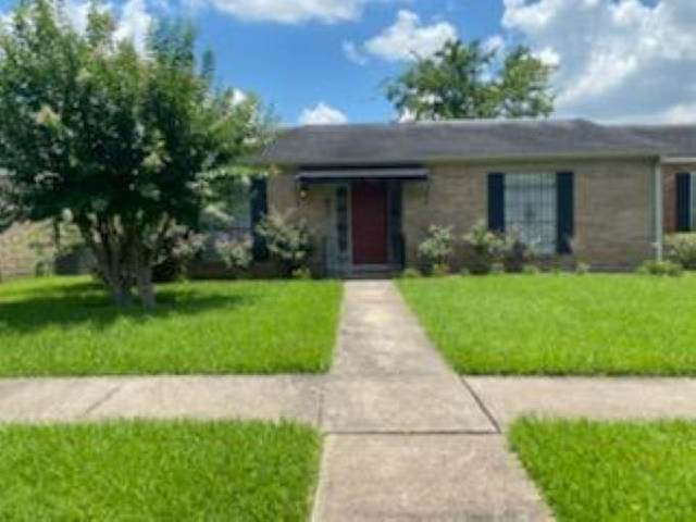 471 Georgetown, Beaumont, TX 77707 (MLS #220829) :: Triangle Real Estate