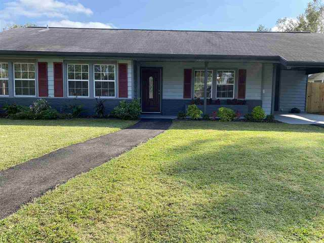 1507 W Inwood, Orange, TX 77630 (MLS #220848) :: Triangle Real Estate