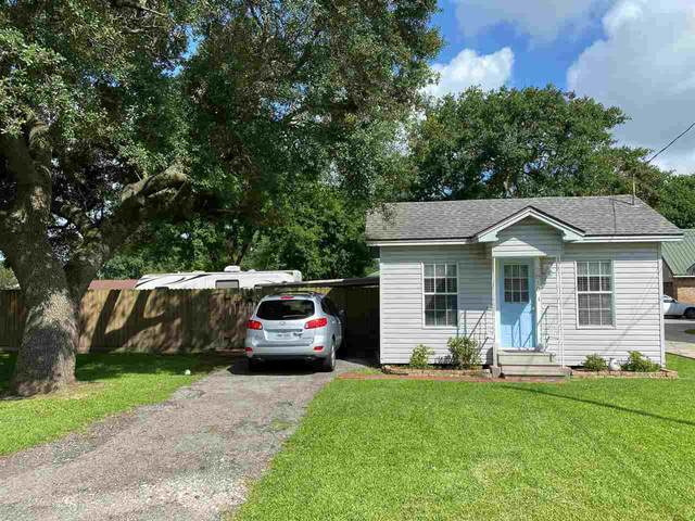 2810 Canal Ave, Nederland, TX 77627 (MLS #220880) :: Triangle Real Estate