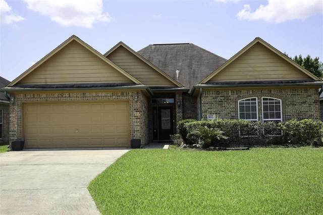 8115 Quail Hollow Dr, Beaumont, TX 77707 (MLS #220888) :: Triangle Real Estate