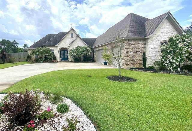 103 King Palms Way, Lumberton, TX 77657 (MLS #220893) :: Triangle Real Estate