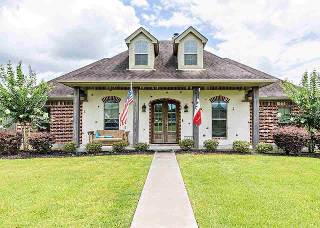 100 Dalewood Dr, Silsbee, TX 77656 (MLS #220894) :: Triangle Real Estate