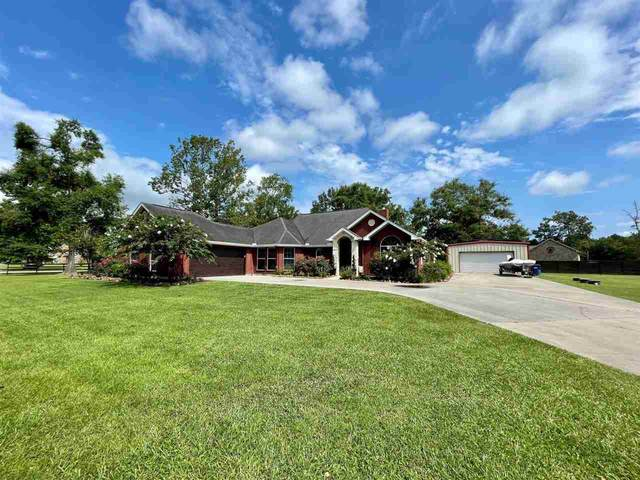 9020 Terry Estates, Orange, TX 77630 (MLS #220908) :: Triangle Real Estate