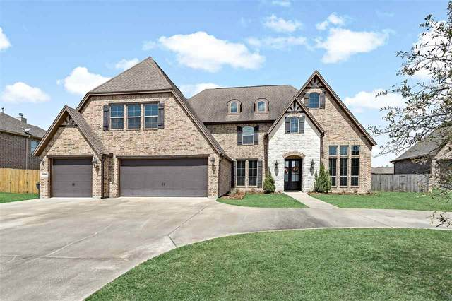 14810 Michelle Lane, Beaumont, TX 77713 (MLS #220913) :: Triangle Real Estate