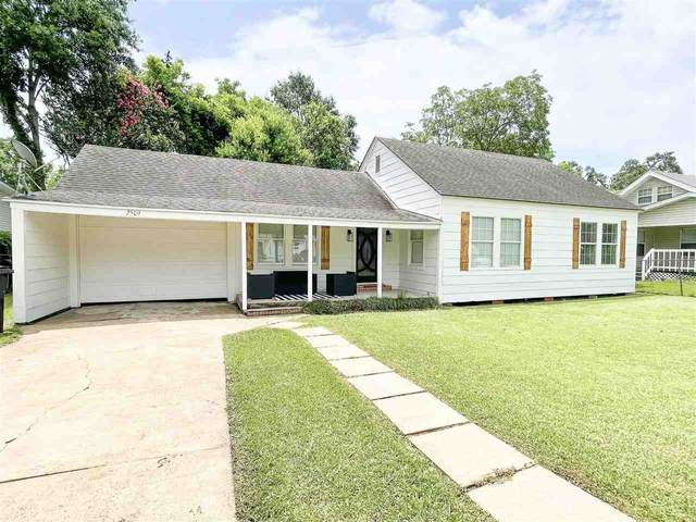 2509 Ave D, Nederland, TX 77627 (MLS #220917) :: Triangle Real Estate
