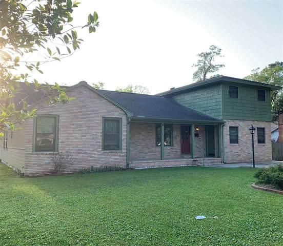 1635 Central Dr, Beaumont, TX 77706 (MLS #220936) :: Triangle Real Estate