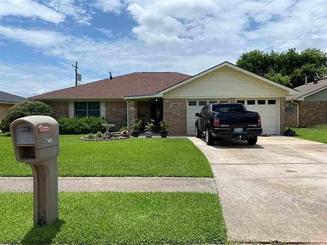749 Sierra Dr, Port Neches, TX 77651 (MLS #220941) :: Triangle Real Estate