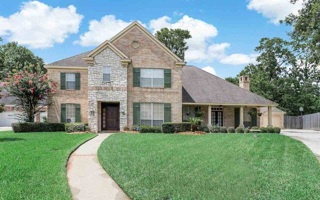 5020 Eaheart Circle, Beaumont, TX 77706 (MLS #221159) :: TEAM Dayna Simmons