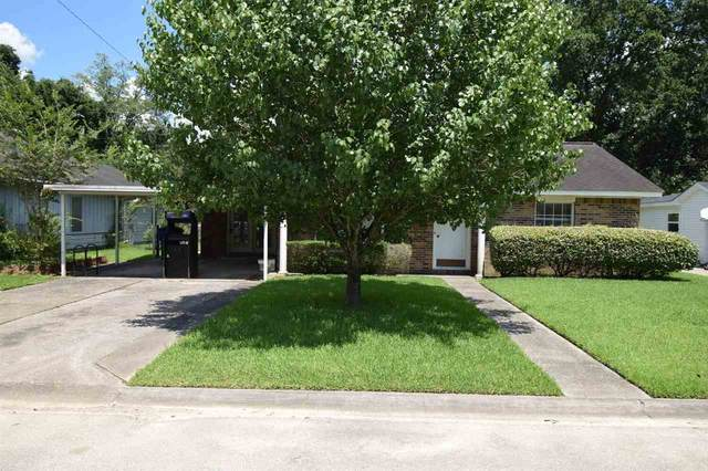 114 Cravens Dr., Silsbee, TX 77656 (MLS #221198) :: Triangle Real Estate