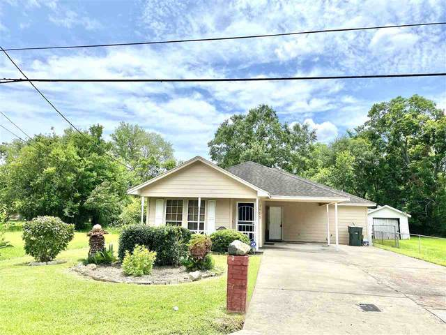1805 Hebert St, Beaumont, TX 77705 (MLS #221200) :: Triangle Real Estate