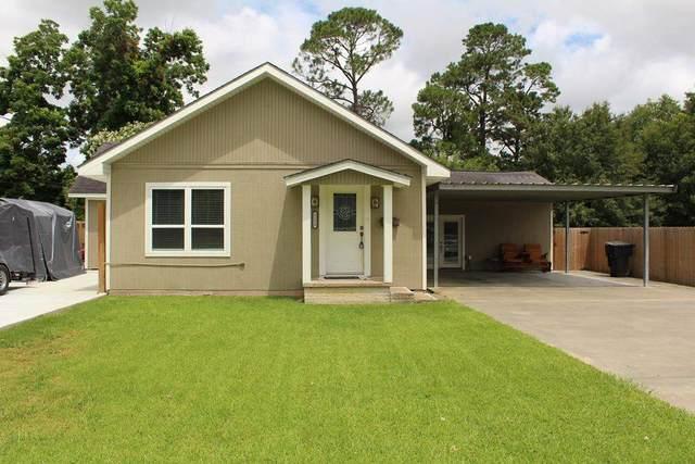 1130 Franklin Ave., Nederland, TX 77627 (MLS #221252) :: TEAM Dayna Simmons