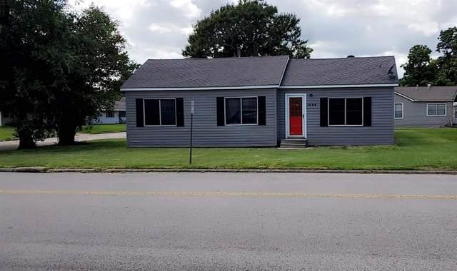 1528 Merriman, Port Neches, TX 77651 (MLS #221272) :: Triangle Real Estate