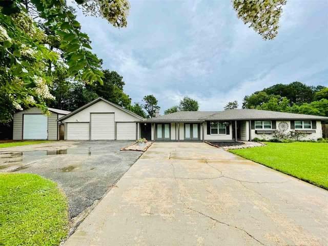 3773 Elizabeth, Kountze, TX 77625 (MLS #221292) :: Triangle Real Estate