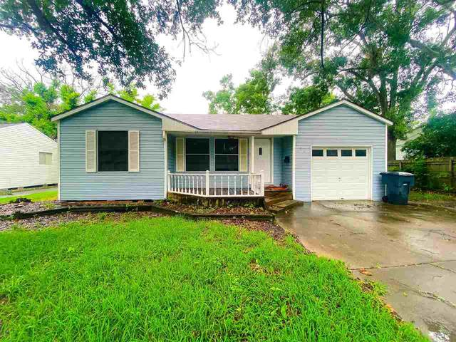 2801 Boyd, Groves, TX 77619 (MLS #221379) :: Triangle Real Estate