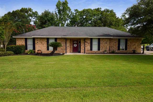 6029 Country Club Rd, Silsbee, TX 77656 (MLS #221484) :: Triangle Real Estate