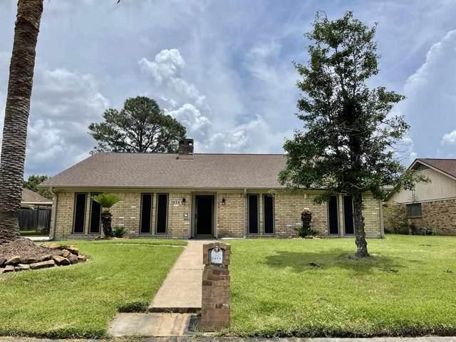 1030 Monterrey, Beaumont, TX 77706 (MLS #221559) :: Triangle Real Estate